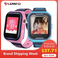 שעון חכם לילדים LEMFO – עם GPS, סים דור 4 ושיחות וידאו! רק כ39.42$!