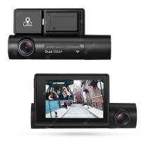 נעים להכיר! Alfawise LS02 – מצלמת רכב דו כיוונית! עמידה לחום, עם GPS ומסך גדול רק ב99.99$!