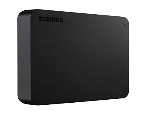 כונן גיבוי Toshiba Canvio 4TB ללא מכס!