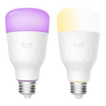 באנדל מנורות חכמות שיאומי – YEELIGHT – הדור החדש – רק ב23.99$!