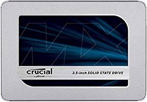 """כונן Crucial MX500 SSD נפח 500GB הכי זול שהיה! רק 232 ש""""ח עד הבית!"""