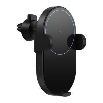 Xiaomi Mi WCJ02ZM 20W – מעמד סמארטפון לרכב משולב מטען אלחוטי מהיר 20W ופתיחה וסגירה אוטומטית – רק ב28.99$