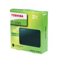 """כונן גיבוי חיצוני – Toshiba Canvio Basics 2TB בירידת מחיר – רק 230 ש""""ח!"""