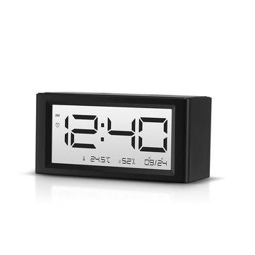 לחטוף! Digoo DG-C4S – שעון מעורר עם לוח שנה, מד לחות, טמפרטורה וטיימר רק ב24 שקל ומשלוח חינם!