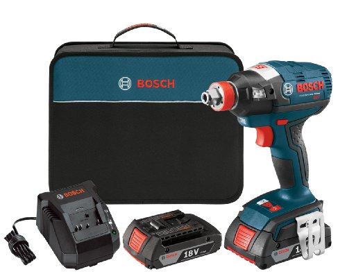 "Bosch IDH182-02 – מקדחה/מברגה אימפקט – עם 2 סוללות 18V 2AH ומטען – רק ב882 ש""ח"