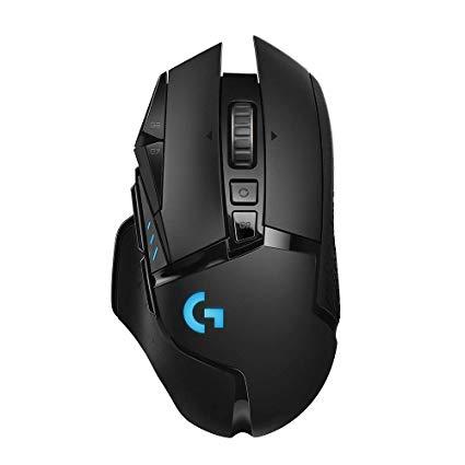 """Logitech G502 – עכבר גיימינג מעולה – רק ב179 ש""""ח!"""