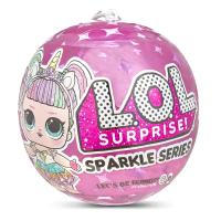 L.O.L. Surprise! 560296 L.O.L Sparkle Series with Glitter Finish and 7 Surprises, Multi: Amazon.co.uk: Toys & Games