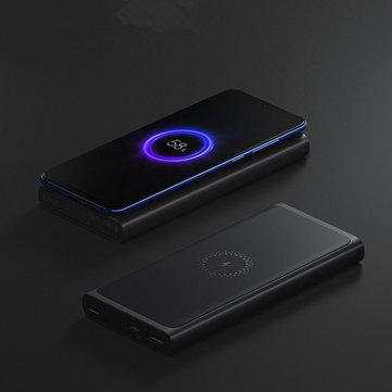 Xiaomi Plm11zm – המטען הנייד החדש עם 10,000mAh,טעינה מהירה, אלחוטית וUSB-C – רק $33.38 כולל משלוח!