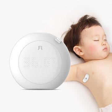קופון בלעדי! Xiaomi Fanmi – מדחום אלחוטי לתינוקות – מדידה רציפה + התראה באור וקול! רק ב19.99$!