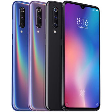 xiaomi mi9 global version  6gb 128gb