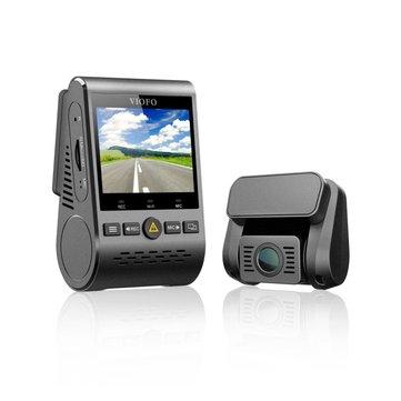 Viofo a129 Duo – מצלמת הרכב המומלצת – עם מצלמה אחורית וGPS רק ב116$ (ואפשרות ביטוח מכס!)