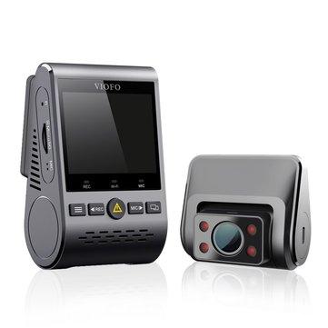 מצלמת הרכב הכי מומלצת לנהג הישראלי! Viofo A129 Duo – דגם IR לראיית לילה משופרת! רק ב125.99$! (ואפשרות ביטוח מכס)
