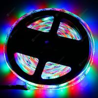 """סטריפ LED RGB 5 מטר עם שלט רחוק – רק ב18 ש""""ח!"""