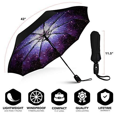 החורף כאן! המטריות הכי טובות! Repel עמידות לרוחות ועם ציפוי טפלון במבצע