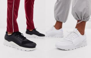 נעלי Puma RS-0 גברים ₪149 משלוח חינם (מידות 40.5 – 47)