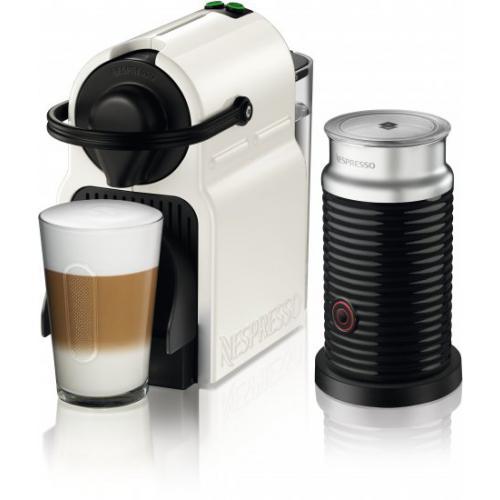 ירידת מחיר! מכונת קפה Nespresso איניסייה כולל מקציף חלב אירוצ'ינו ב479 ₪ בלבד!