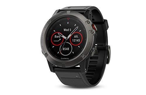 """Garmin Fenix 5X Sapphire – שעון הספורט הטוב בעולם במחיר משוגע! רק 1295 ש""""ח במקום 3840 ש""""ח בארץ!"""