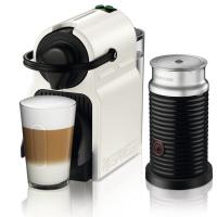 """מכונת קפה Nespresso איניסייה כולל מקציף חלב אירוצ'ינו + קופון 50 ש""""ח לקניה חוזרת + 50 ש""""ח לקפסולות – רק ב518 ש""""ח!"""