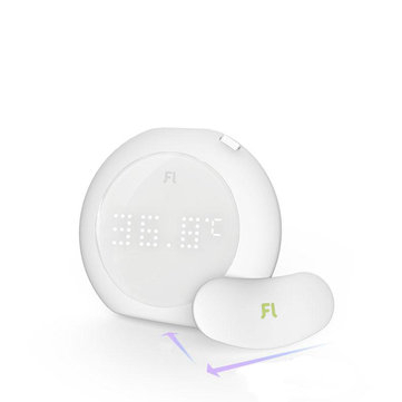 Xiaomi Fanmi – מדחום אלחוטי לתינוקות – מדידה רציפה + התראה באור וקול! רק 18.99$!