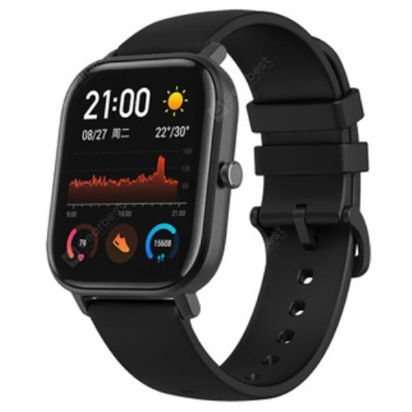AMAZFIT GTS – השעון החכם החדש מבית שיאומי – גרסא גלובלית – רק ב129.99$!