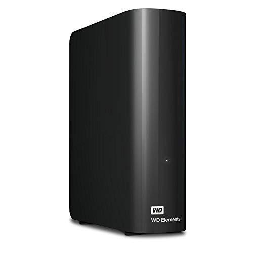 """מחיר לוהט! כונן גיבוי ענק WD 8TB Elements ב-533 ש""""ח בלבד!"""