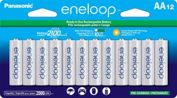 הסוללות הנטענות הטובות בעולם! Panasonic Eneloop ואמזון בייסיק – כל הסדרות – עכשיו עם משלוח חינם!