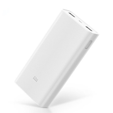 המטען הנייד/סוללה ניידת המומלצת ביותר של שיאומי עם טעינה מהירה – Xiaomi 2C 20000mAh Q C 3.0 רק ב$24.41! כולל משלוח!