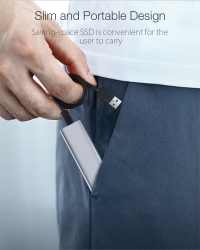 חדש מבליצוולף! BlitzWolf® BW-PSSD2 – כונן SSD נייד עם חיבור USB TYPE C! החל מ$41.99