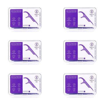 300 יח' קיסמי-חוט דנטלי מעולים של Xiaomi soocas – רק ב8.99$
