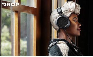 מ ט ו ר ף! דיל משוגע על אוזניות מדהימות! Massdrop X HIFIMAN HE4XX Planar Magnetic רק ב$59.44 במקום 190$+!!!