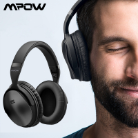 """Mpow H5 – דור 2! מהאוזניות הכי נמכרות באמזון – עם סינון רעשים אקטיבי – במחיר מצויין! רק 135 ש""""ח!"""