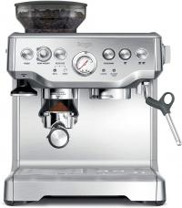 """מכונת אספרסו/קפה מקצועית Sage/Breville The Barista Express/PRO– ב2168 ש""""ח עד הבית מאמזון!"""