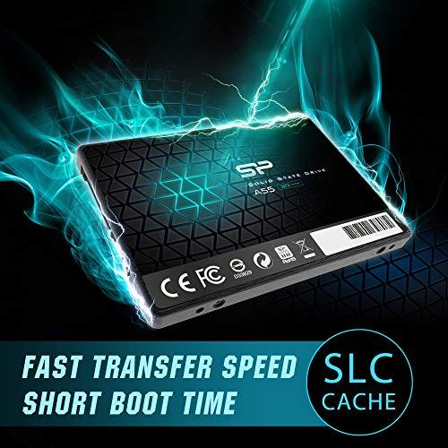 """כונן SSD מהיר – Silicon Power 1TB SSD 3D NAND עם קאש SLC – רק ב 336 ש""""ח עד הבית!"""