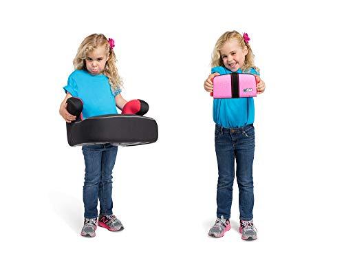 """הורים? תעמיסו!!! MIFOLD – המיני בוסטר הנייד והגאוני במחיר מטורף! 2 ב158 ש""""ח! עם משלוח מהיר וחינם!"""