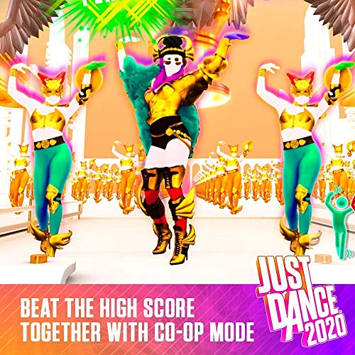 יאללה לרקוד! Just Dance 2020 – לכל הקונסולות! רק ב24.99$ ומשלוח חינם!