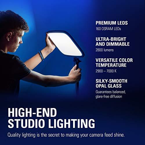 """רק לעוד 20 דקות! Elgato Key Light – התאורה המושלמת ליוטיוב/סטרימרים ועוד בצלילת מחיר! – 759 ש""""ח"""