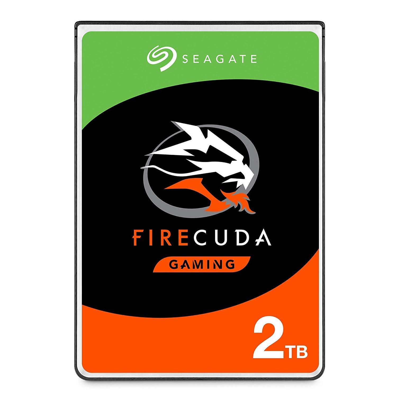 Segate Firecuda 2TB – כונן קשיח פנימי 2tb מהיר במיוחד ב59 דולר בלבד!