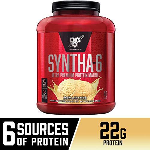 """אבקת חלבון BSN SYNTHA-6 בדיל היסטרי – פחות מ-40 ש""""ח לק""""ג!!!"""