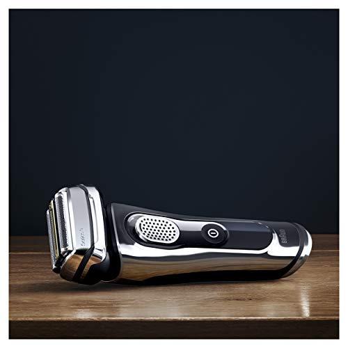 """הפרארי של בראון! מכונת הגילוח Braun Series 9 במחיר הכי טוב אי פעם! רק 711 ש""""ח! (בזאפ 1,119 – 989 ₪)"""