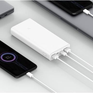 """סוללת הגיבוי/מטען נייד Xiaomi Power Bank 3 20000mah רק ב123 ש""""ח כולל משלוח!"""