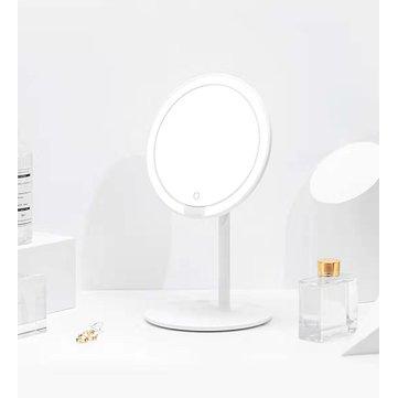מראת איפור עם תאורה (נטענת ואלחוטית!) של שיאומי – רק ב29.99$!