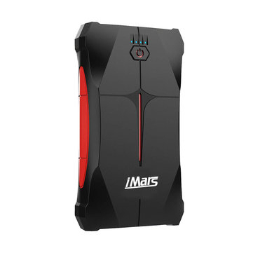 סוללת גיבוי ובוסטר חירום לרכב – IMARS 1000a 13800mah – ב₪142 כולל משלוח!