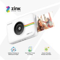 "Polaroid SNAP Touch 2.0 – גם מצלמת אינסטנט וגם מדפסת תמונות אלחוטית – באחת! היום בדיל היום במחיר הכי טוב אי פעם! רק כ534 ש""ח עד הבית!"