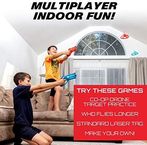 Power Your Fun Laser Launchers – משחק מדליק במיוחד בדיל היום! רק 119שח ומשלוח חינם!
