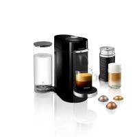 """מכונת קפה עם מקציף – Nespresso Vertuo Plus & Milk רק ב745 ש""""ח עד הבית! הכי זול אי פעם!"""