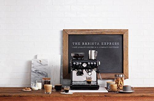 """מכונת אספרסו/קפה מקצועית Sage/Breville The Barista Express – בכ1908 ש""""ח עד הבית מאמזון!"""