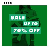 סייל סוף השנה בASOS עם עד 70% הנחה!