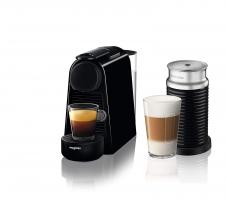 מכונת קפה Nespresso Essenza Mini + מקציף Aeroccino רק ב₪515 עד הבית!