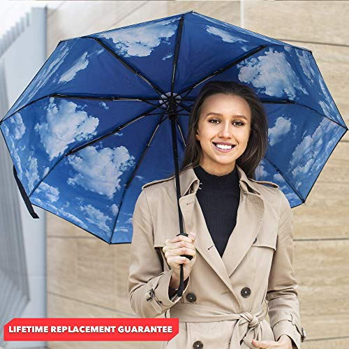 החורף כאן! המטריות הכי טובות! Repel עמידות לרוחות ועם ציפוי טפלון בדיל היום! רק $19.50