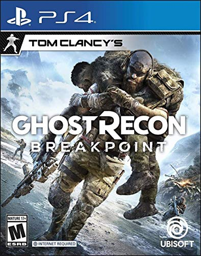 Tom Clancy's Ghost Recon Breakpoint – לPlayStation 4 / XBOX רק ב14.99$!